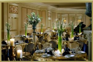 James River Ballroom, Omni Richmond Hotel, Richmond — James River Ballroom in splendor