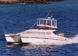 Gecko Yacht Charters, Huntington Beach — The Gecko Gecko is a beautiful vessel for any activity.