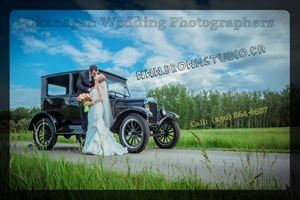Brown studio-Kelowna wedding photography