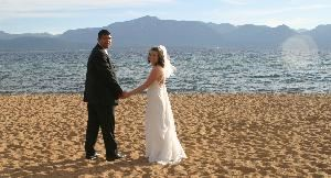 Simple Tahoe Weddings