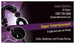 Vapor Entertainment