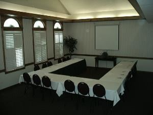South Conference Room, Lone Tree Golf Club & Hotel, Littleton — The South Conference Room is perfect for groups up to 20.