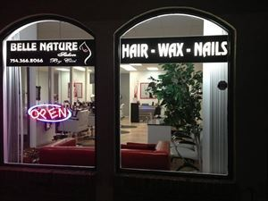 Belle Nature Salon