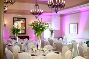 Banquet Hall, Jacksonville Golf & Country Club, Jacksonville