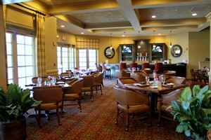Dining Room, Jacksonville Golf & Country Club, Jacksonville