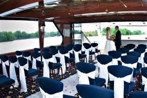 Wedding Area, Foxy Lady Cruises, Jacksonville
