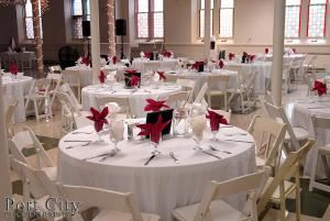 Sanctuary & Function Room Wedding Package, Maine Irish Heritage Center, Portland