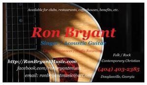 Ron Bryant Music
