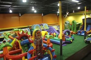 Backyard Inflatables - Indoor Fun Center