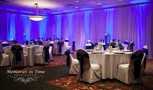Ramada Mall of America, Minneapolis — Create the reception of your dreams with our ballroom space which accommodates up to 500 people for a wedding reception.