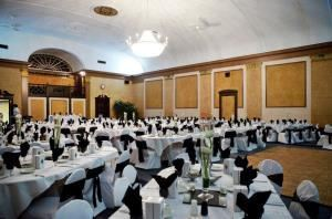 Main Hall Rental Package, The Historic Lodge Event Center, Buffalo