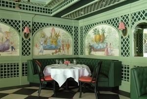 The Chantelclair Room, Brennan's Restaurant, New Orleans