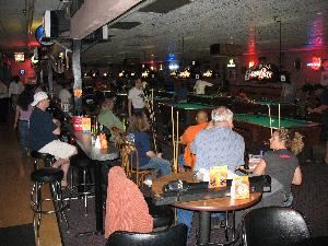 Entire Facility, 8 Ball Sports Bar & Billiards, Columbus