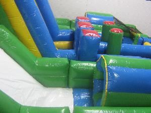 BOUNCE USA INFLATABLE FUN CENTER