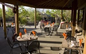 Samburu Patio (After Hours), Denver Zoo, Denver