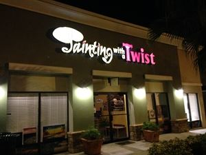 Painting with a Twist - Carrollwood (Tampa), FL