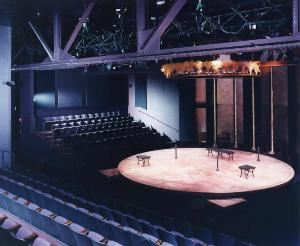 Upperstage, Indiana Repertory Theatre, Indianapolis