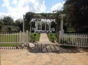 Garden, Events Etc, Tomball — Have a garden wedding up to 180 guests.