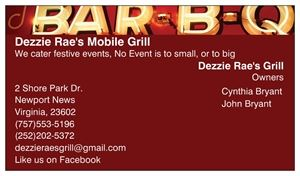 Dezzie Rae's mobile catering
