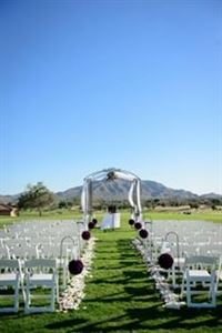 Event Lawn, Seville Golf & Country Club, Gilbert