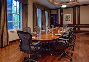 Jemison Board Room, Hampton Inn & Suites Birmingham-Downtown-Tutwiler, Birmingham