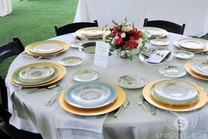 My Mother's Attic Vintage China & Tableware Rental