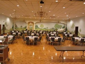 Served Lunch/ Dinner Package, Minquadale Memorial Hall, New Castle