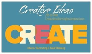 Creative Ideas Planning Services