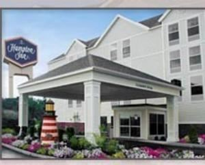 Waterville Hampton Inn