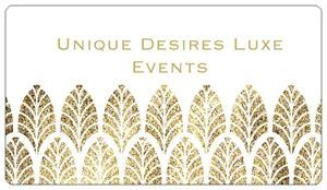 Unique Desires Luxe Events