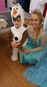 Frozen Elsa Children's Entertainer