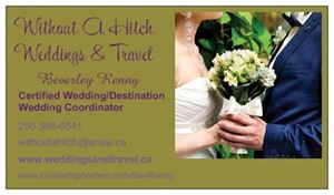 Without A Hitch Weddings & Travel
