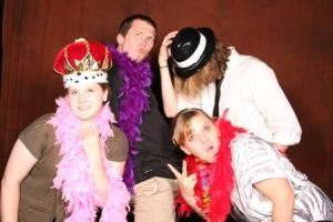 Deluxe Package, CL Photobooths, Arlington