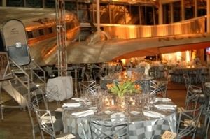 Wedding Package, American Airlines C.R. Smith Museum, Fort Worth