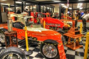 Arizona Open Wheel Racing Museum