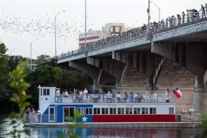 Event Rental Package, Lone Star Riverboat, Austin