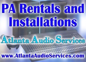 Atlanta Audio Services