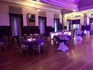 Ruffino's Catering at De La Ronde Hall