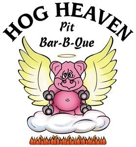 Hog Heaven food truck/bus