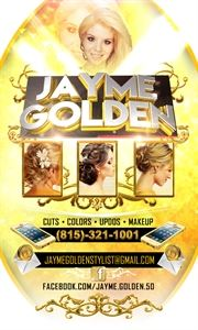 Jayme Golden Stylist