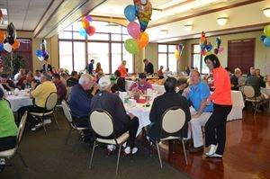 Hickory Point Golf Club Banquet Facility