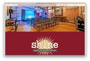 Shine Restaurant & Gathering Space