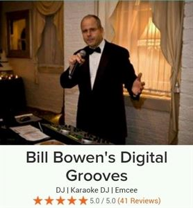 Digital Grooves, Baltimore — SERVICE AUTOGRAPHED WITH EXCELLENCE !!