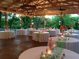 Hidden Porch Wedding Chapel and Pecan Porch Small Event Venue