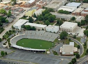 Grady Cole Center & American Legion Memorial Stadium