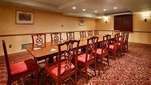 Betsy Ross Room, Best Western Plus - Independence Park Hotel, Philadelphia — Betsy Ross room - meeting space