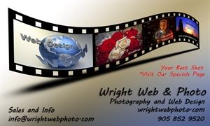 Wright Web & Photo - Barrie