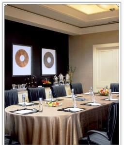 Sackler Room, Mandarin Oriental Washington DC, Washington — sackler board room