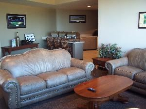 Luxury Suite, Dell Diamond, Round Rock
