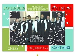 Tristar Staffing Solutions, LLC., Fort Lauderdale — Tristar Staffing for the Holidays!